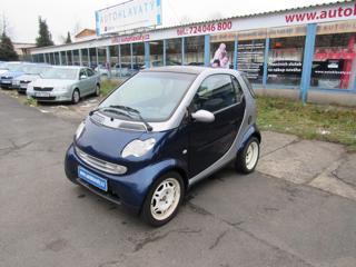 Smart Fortwo 0,6i AUTOMAT 40KW kupé