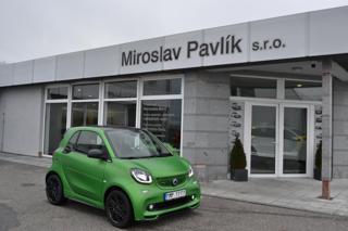 Smart Fortwo BRABUS TAILOR MADE AMG GTR kupé