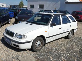 Škoda Felicia 1,9 D kombi nafta