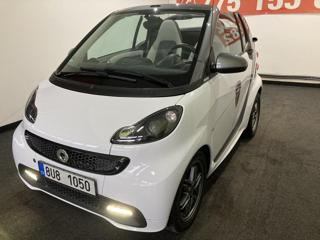 Smart Fortwo 1,0MHD Cabrio Brabus kabriolet