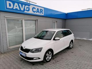 Škoda Fabia 1,0 TSI 70kW Style 1.majitel DPH kombi benzin