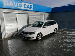 Škoda Fabia 1,4 TDI DSG Style 1.Maj. Serv.kn. kombi nafta