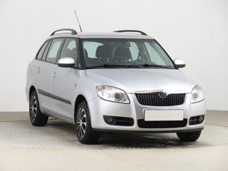 Škoda Fabia 1.4 TDI 59kW kombi nafta