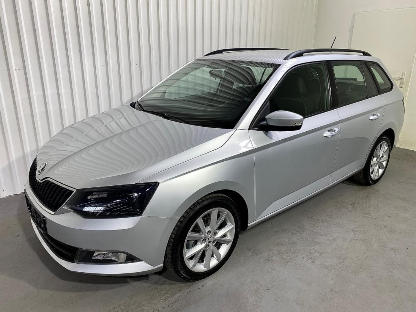 Škoda Fabia 1.0 MPI + LPG kombi