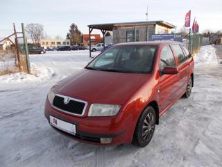 Škoda Fabia Combi 1.2i 12V Creation, 47 kW kombi