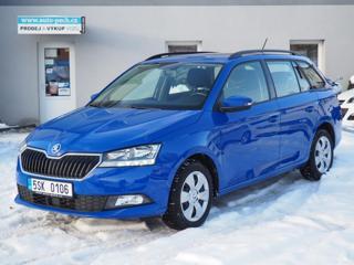 Škoda Fabia 1.0 TSI Ambition Combi kombi