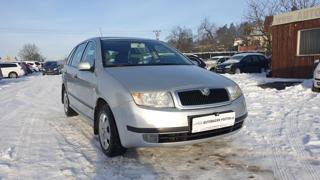Škoda Fabia 1.9 TDI 74kW,EURO 3 kombi
