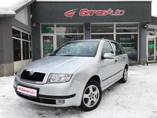 Škoda Fabia 1,4 16V Combi kombi