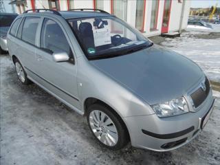 Škoda Fabia 1,4 i,16v,SPORT,klima,serv.kn. kombi benzin