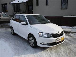 Škoda Fabia 1,4 TDI  III AMBITION kombi nafta