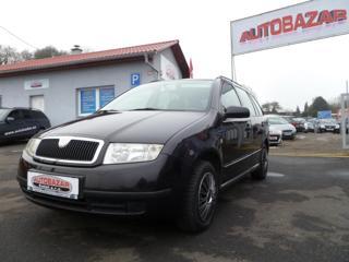 Škoda Fabia 1,4  55kW KOMBI kombi