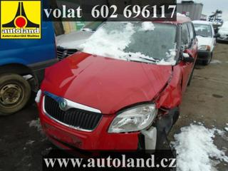 Škoda Fabia VOLAT 602 696117 kombi benzin