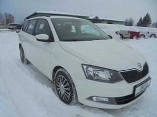 Škoda Fabia III 1.4 TDi kombi nafta