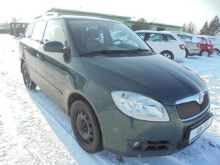 Škoda Fabia II 1.4 TDi kombi nafta