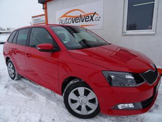 Škoda Fabia 1.4TDi,66kW,NovéČR,tempomat, klima, kombi