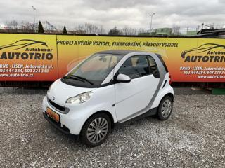 Smart Fortwo 1.0 45kW MHD coupe kupé