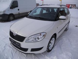 Škoda Fabia 1.2 TSi 77KW kombi