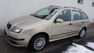 Škoda Fabia 1.9 SDi Elegance kombi