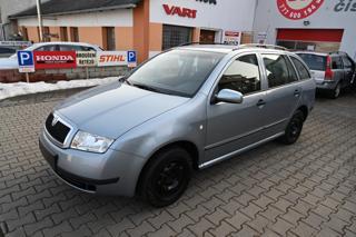 Škoda Fabia Combi 1.4 55KW 08/2003 kombi