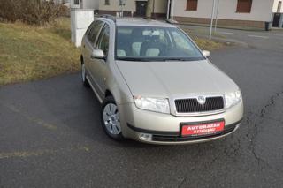 Škoda Fabia 1,4 16V klima kombi