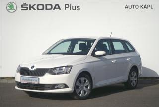 Škoda Fabia 1,2 TSI 66kW  Ambiton kombi benzin