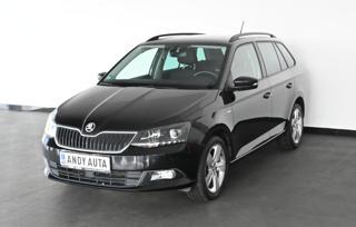 Škoda Fabia 1.4 TDi 66 KW Ambition Záruka aý 4 kombi