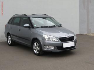 Škoda Fabia 1.2 TSi kombi benzin