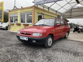 Škoda Felicia 1.6 GLX  EKO ZAPLACENO kombi