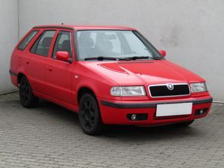 Škoda Felicia 1.3i, ČR kombi benzin