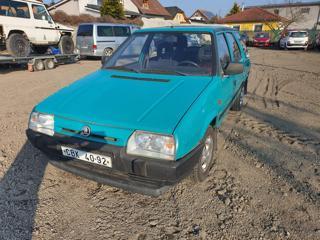Škoda Forman 135 LX,1.MAJITEL kombi