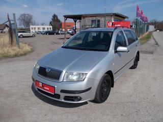 Škoda Fabia Kombi 1.2i 12V, 47 kW, Klima kombi