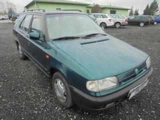 Škoda Felicia 1.9 d kombi nafta