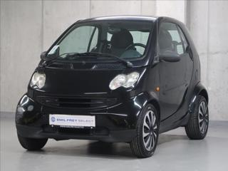 Smart Fortwo 0,7 Turbo,klimatizace,AT kupé benzin