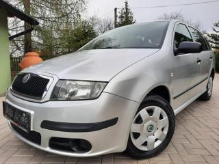 Škoda Fabia Combi 1.2i 12V HTP KLIMATIZACE kombi