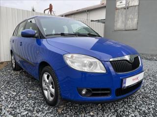 Škoda Fabia 1,4 16V Elegance,původ ČR,1Maj kombi benzin