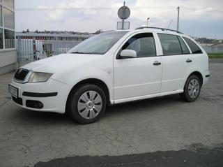 Škoda Fabia 1.4 Tdi 51 KW combi kombi
