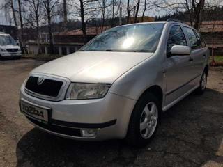 Škoda Fabia 1.4 i 16V Elegance kombi benzin