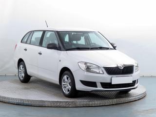 Škoda Fabia 1.2 12V 44kW kombi benzin