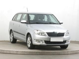 Škoda Fabia 1.6 TDI 77kW kombi nafta
