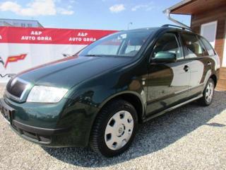 Škoda Fabia 1.9 TDi EL kombi nafta