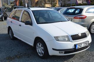 Škoda Fabia 1.9 SDI Classic Combi kombi