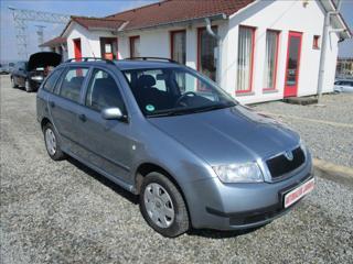 Škoda Fabia 1,4 16V,klima,s.kniha,Tažné, kombi benzin