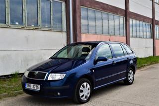 Škoda Fabia KOM. 1.4i/KLIMA/2006/PĚKNÝ STAV/ kombi