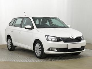 Škoda Fabia 1.2 TSI 66kW kombi benzin