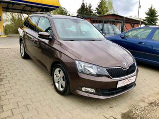 Škoda Fabia 1.2TSi GARANCE KM kombi