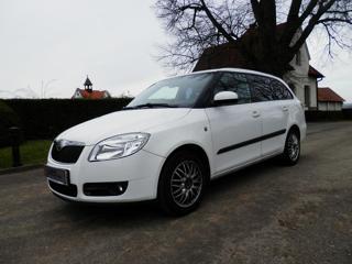 Škoda Fabia 1.4 16V Klima, Nové v ČR,  Centrál kombi