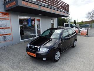 Škoda Fabia 1.4 16V Combi kombi benzin