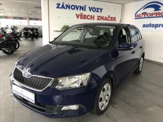 Škoda Fabia 1,4TDI AMBITION GREEN TEC kombi nafta