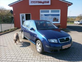 Škoda Fabia 1,4 TDI 59 kW NOVÁ STK KLIMA OK kombi nafta