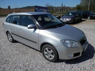 Škoda Fabia 1.4 tdi 51 kw klima kombi